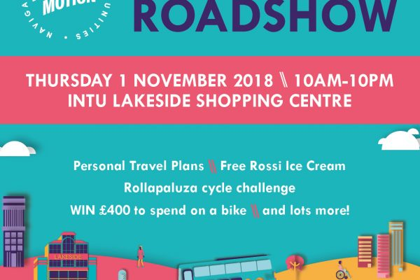 inut Lakeside roadshow information