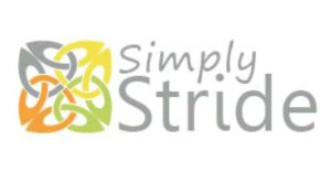 Simply Stride logo