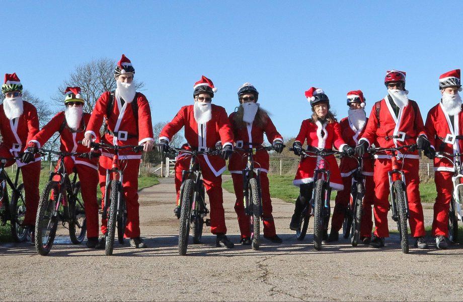 Cycle hubs christmas club